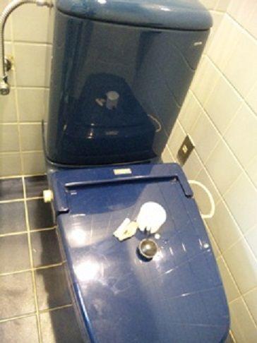 船橋市のトイレつまり